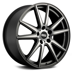 Fondmetal Wheels 182MH STC-10 - Titanium Machined - 22x11