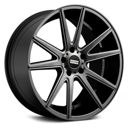 Fondmetal Wheels 182HM STC-10 - Titanium Milled - 19x8
