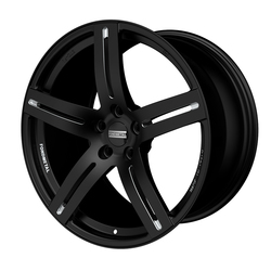 Fondmetal Wheels 190BM STC-F1 - Black Milled - 21x13