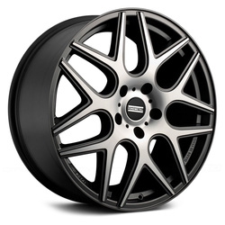 Fondmetal Wheels 181MH STC-MS - Titanium Machined - 20x10.5