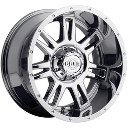 Gear Alloy Wheels 737V Challenger - PVD