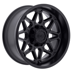 Gear Alloy Wheels 746B Crossbow - Gloss Black
