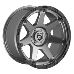 Gear Offroad Wheels 753GB Barricade - Anthracite Rim