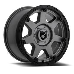 Gear Offroad Wheels 753GB Barricade - Anthracite Rim