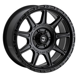Gear Offroad Wheels 759SB - Satin Black Rim