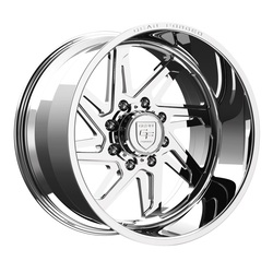 Gear Alloy Wheels F72P1 Forged - Polished