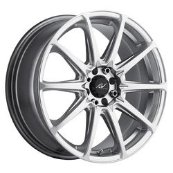 ICW Racing Wheels ICW Racing Wheels 215H Banshee - Hyper Silver