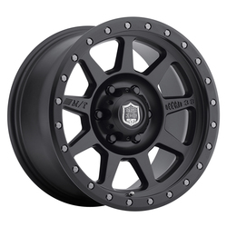 Mickey Thompson Wheels Deegan 38 Pro 4 - Matte Black Rim