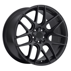 Motiv Wheels 409B Magellan - Satin Black Rim