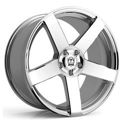 Motiv Wheels 416C Monterey - Chrome Plated Rim