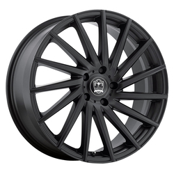 Motiv Wheels 417B Montage - Satin Black Rim