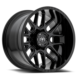 Motiv Wheels 423B Magnus - Gloss Black Rim