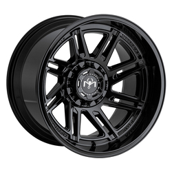Motiv Wheels 425 Millenium - Gloss Black Rim