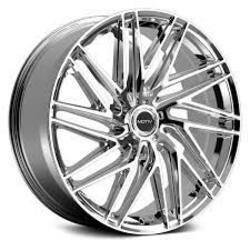Motiv Wheels 429C Align - Chrome Rim