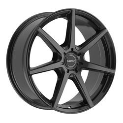 Motiv Wheels 432B Rigor - Gloss Black Rim