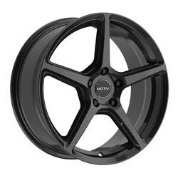 Motiv Wheels 433B Rigor - Gloss Black Rim