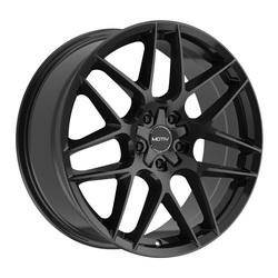 Motiv Wheels 435B Foil - Gloss Black Rim