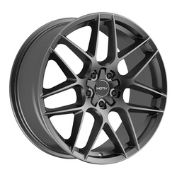 Motiv Wheels 435G Foil - Gunmetal Rim