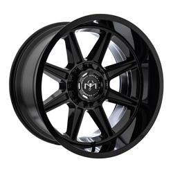 Motiv Wheels 428B Balast - Black Rim