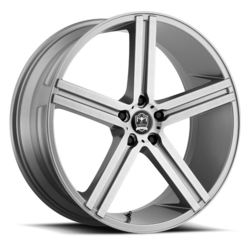 Motiv Wheels 418AB Melbourne - Anthracite w/ Brushed Face