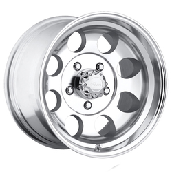 Pacer Wheels 164P LT Mod - Polished Rim - 16x10