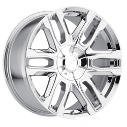 Pacer Wheels 787C Benchmark - Chrome Rim - 20x9