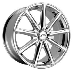 Pacer Wheels 789C Evolve - Chrome
