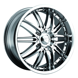 Platinum Wheels 200C Apex FWD - Chrome Plated