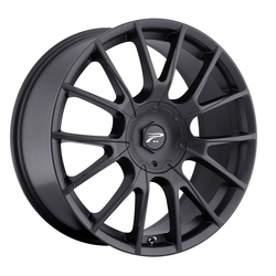 Platinum Wheels 401B Marathon - Satin Black