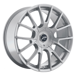 Platinum Wheels 401S Marathon - Bright Silver w/ Ultra Armor All-Season Coating Rim