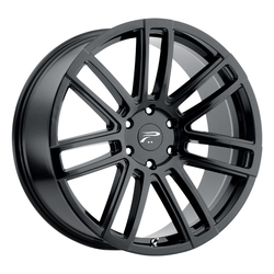 Platinum Wheels 441BK Ghost - Gloss Black w/ Clear Coat Rim