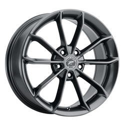 Platinum Wheels 457GN Revelation - Gloss Gunmetal Grey w/ Clear Coat