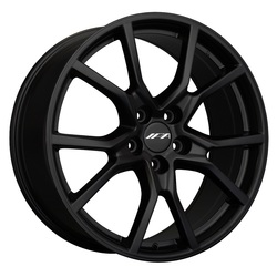 IPA Wheels 1FK - Flat Black Rim