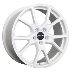 IPA Wheels 1FK - White Rim