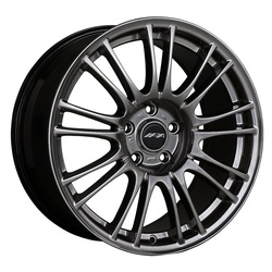 IPA Wheels 1GE - Chromium Black Rim