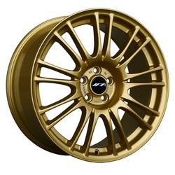 IPA Wheels 1GE - Gold Rim