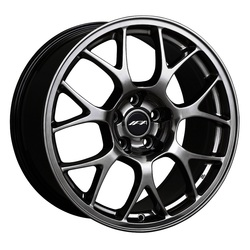 IPA Wheels 1ZC - Chromium Black Rim
