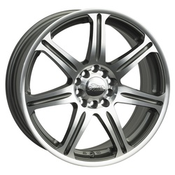 Primax 533 - Machined Rim - 17x7