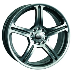 Primax 772 - Machined Rim - 17x7