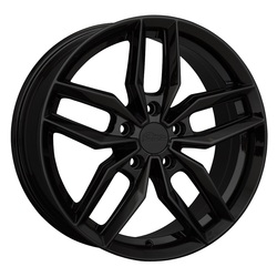 Primax 776 - Black Rim - 15x6.5