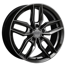 Primax 776 - Chromium Black Rim