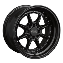 XXR Wheels 002.5 - Black Rim