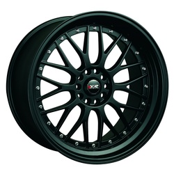 XXR Wheels 521 - Flat Black Rim