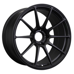 XXR Wheels 527F - Flat Black Forged