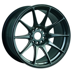 XXR Wheels 527 - Flat Black - 18x8.75