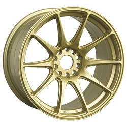 XXR Wheels 527 - Gold Rim - 18x8.75