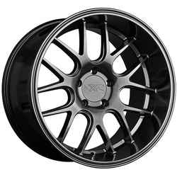 XXR Wheels XXR Wheels 530D - Hyper Black - 18x10.5