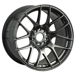 XXR Wheels 530 - Hyper Black - 16x8.25