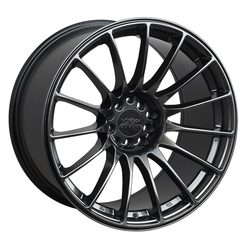 XXR Wheels 550 - Hyper Black Rim - 18x8.75