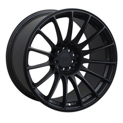 XXR Wheels 550 - Flat Black - 18x8.75